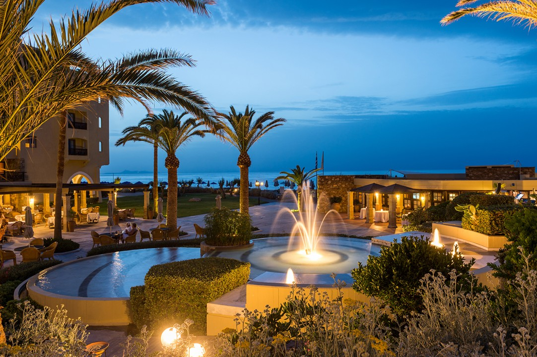 hotel in Crete Rithymna Beach