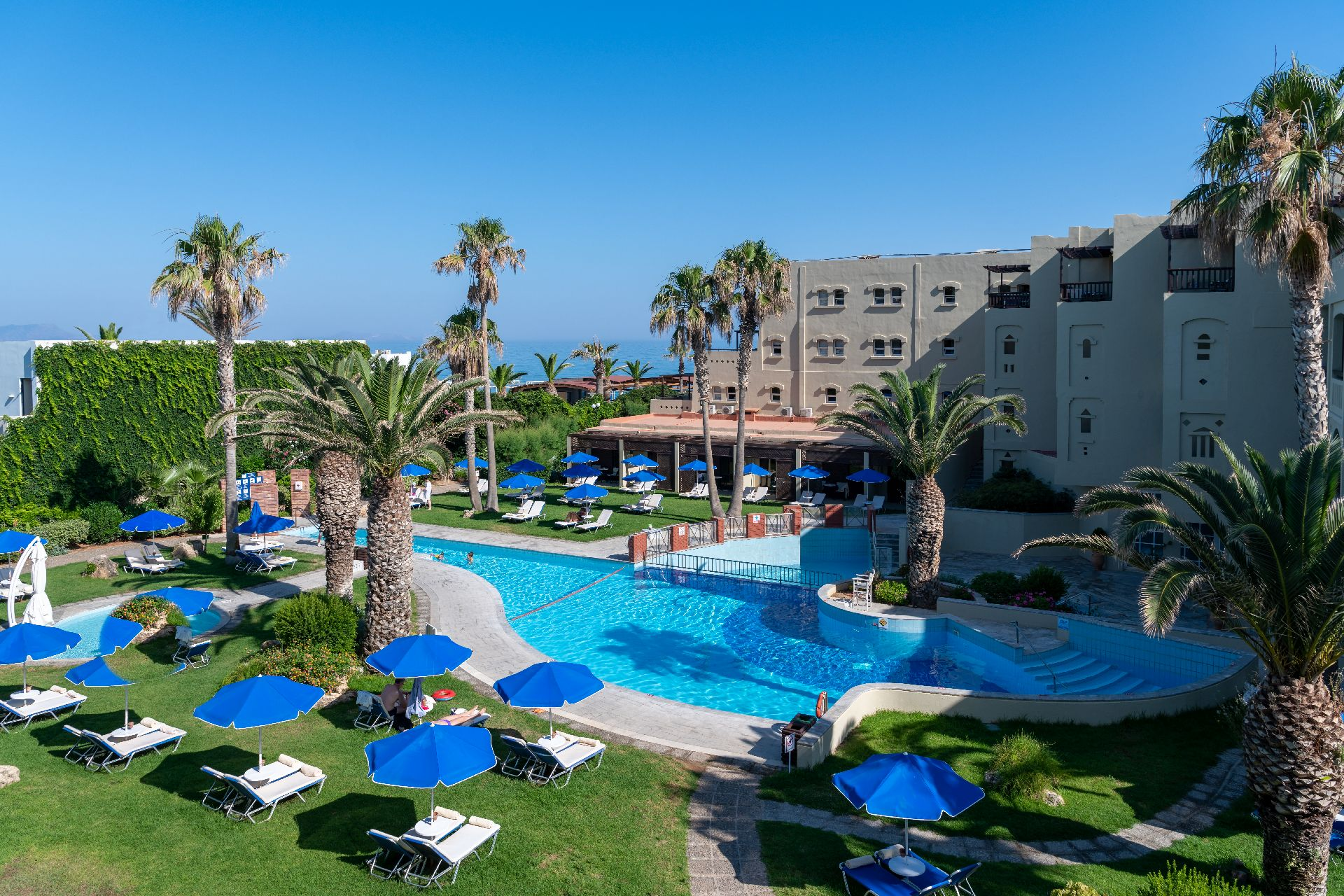 Luxury hotels in Crete Rithymna Beach